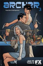 archer tv poster